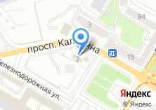 Компания «Приход преподобного Сергия Радонежского г. Калининграда» на карте