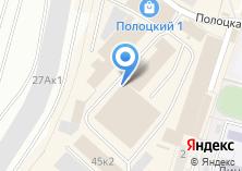 Компания «Гурьевские колбасы» на карте