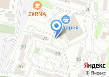 Компания «Гараж39» на карте