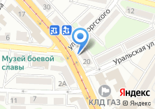 Компания «Ярославна» на карте