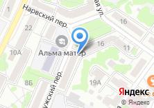 Компания «ТЕХНОЛЕНД» на карте