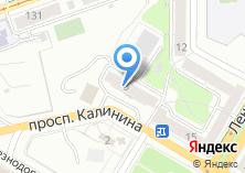 Компания «Кадастровая палата по Калининградской области» на карте