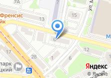 Компания «Балтик Экзотик» на карте