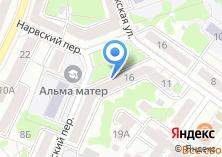 Компания «Наш магазин» на карте