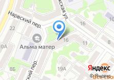 Компания «Групп Флаг» на карте