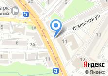 Компания «Студия авторского витража Александра Полежаева» на карте