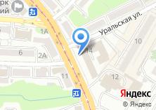 Компания «Адвокатский кабинет Алпатова К.Г.» на карте