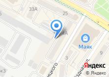 Компания «Карамельково Мануфактура» на карте