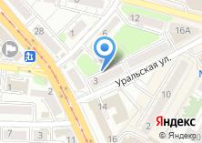 Компания «Shop» на карте