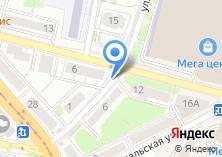 Компания «Roza39» на карте