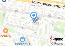 Компания «Продуктовый магазин на Мариупольской» на карте