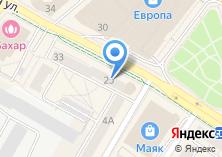 Компания «Коffейник» на карте