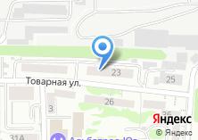 Компания «Сервис-Пак» на карте