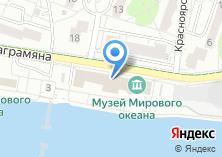 Компания «ОСТ-ВЕСТ» на карте