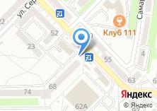 Компания «Магазин косметики и парфюмерии на Батальной» на карте