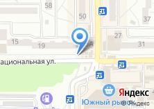 Компания «Мастерская по ремонту обуви на Интернациональной» на карте