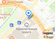 Компания «Переполох» на карте