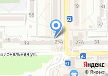 Компания «МРОВ» на карте