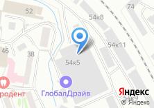 Компания «MEB39» на карте
