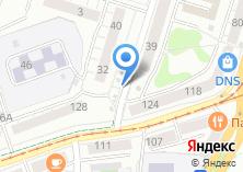 Компания «Фреш Маркет» на карте