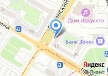 Компания «Никса» на карте