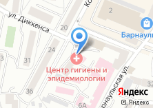 Компания «Вирусологическая лаборатория» на карте