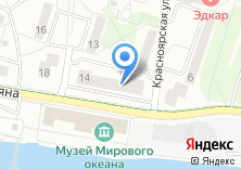Компания «Ломбард Перспектива Калининград» на карте