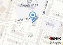 Компания «Нотариус Головещенкова А.А» на карте