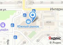 Компания «Исполин» на карте