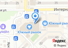 Компания «Салон штор и интерьера» на карте
