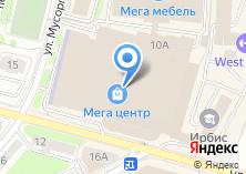 Компания «*магия кухни*» на карте
