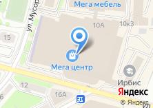 Компания «Present Bar» на карте