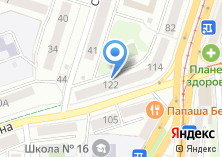 Компания «Русские меха» на карте