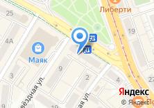 Компания «КалининградЗападСтрой» на карте