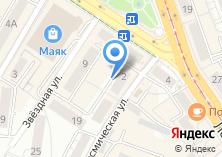 Компания «Диалог» на карте