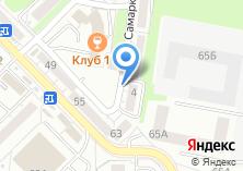 Компания «bnzlCreativ» на карте
