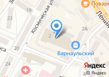 Компания «Агентство БухСервис» на карте