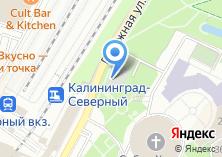 Компания «Tufiak» на карте