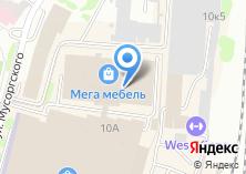 Компания «СФЕРА БИЗНЕСА» на карте