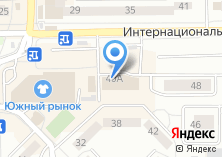 Компания «Авто-Интер» на карте