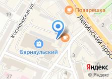 Компания «МебельГид39» на карте