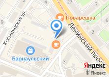 Компания «Сигма Балтия Ломбард» на карте