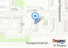 Компания «Строящийся жилой дом по ул. Ульяны Громовой» на карте