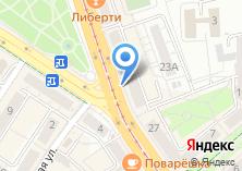 Компания «Балт-Мед-Оптик» на карте