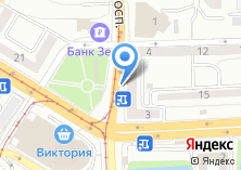 Компания «Алоэ+» на карте