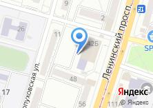 Компания «Офис-Лайн» на карте