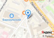 Компания «Тех39» на карте