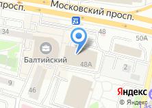 Компания «Интерьер Строй» на карте
