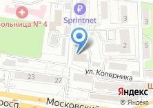 Компания «ТЭСК» на карте