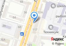 Компания «Салон вечернего платья» на карте